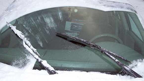 Heated Windshield Wipers